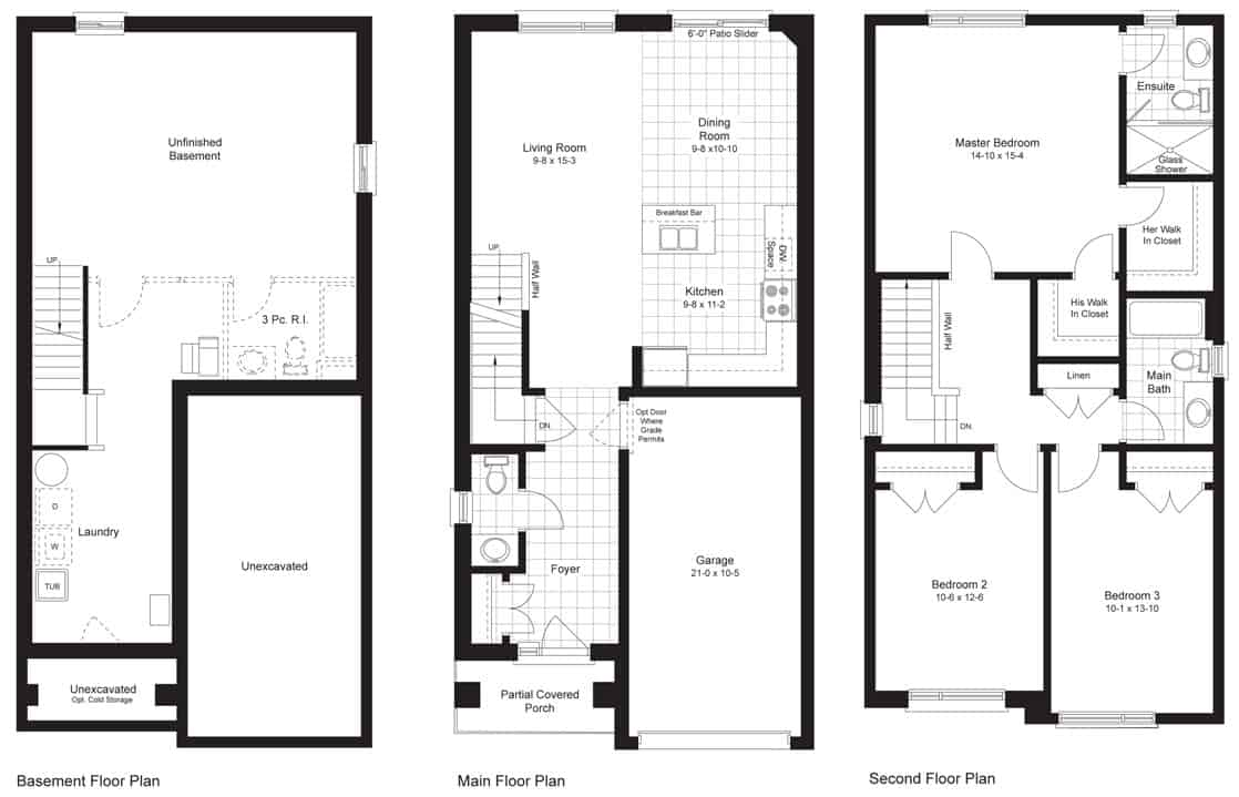 Image of Catalina Floor Plan