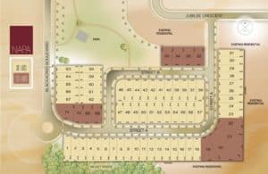 Image of NAPA Site Plan