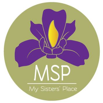 Image of My Sisters' Place Logo
