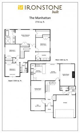 Image of Manhattan Lot Plan