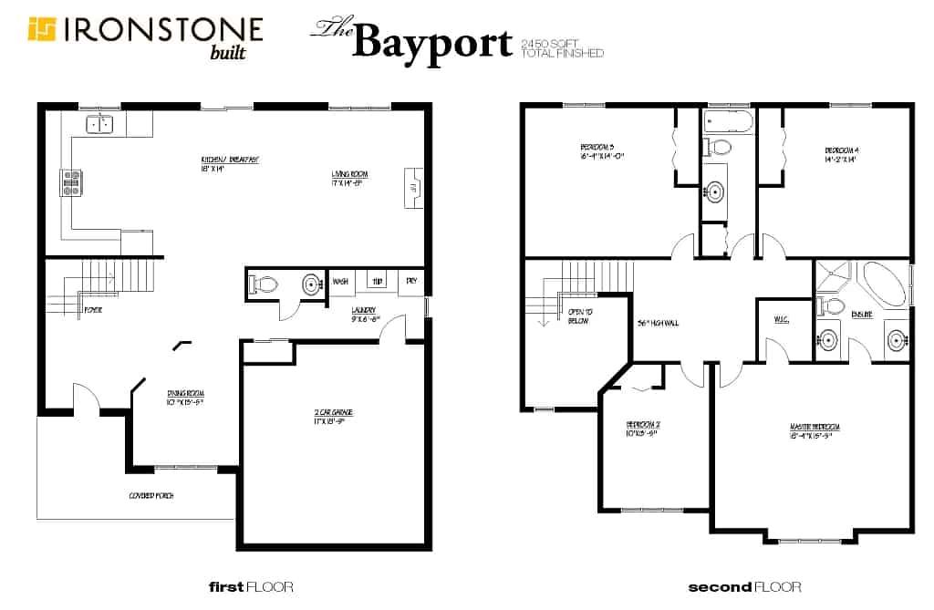 Image of Bayport Floor Plan