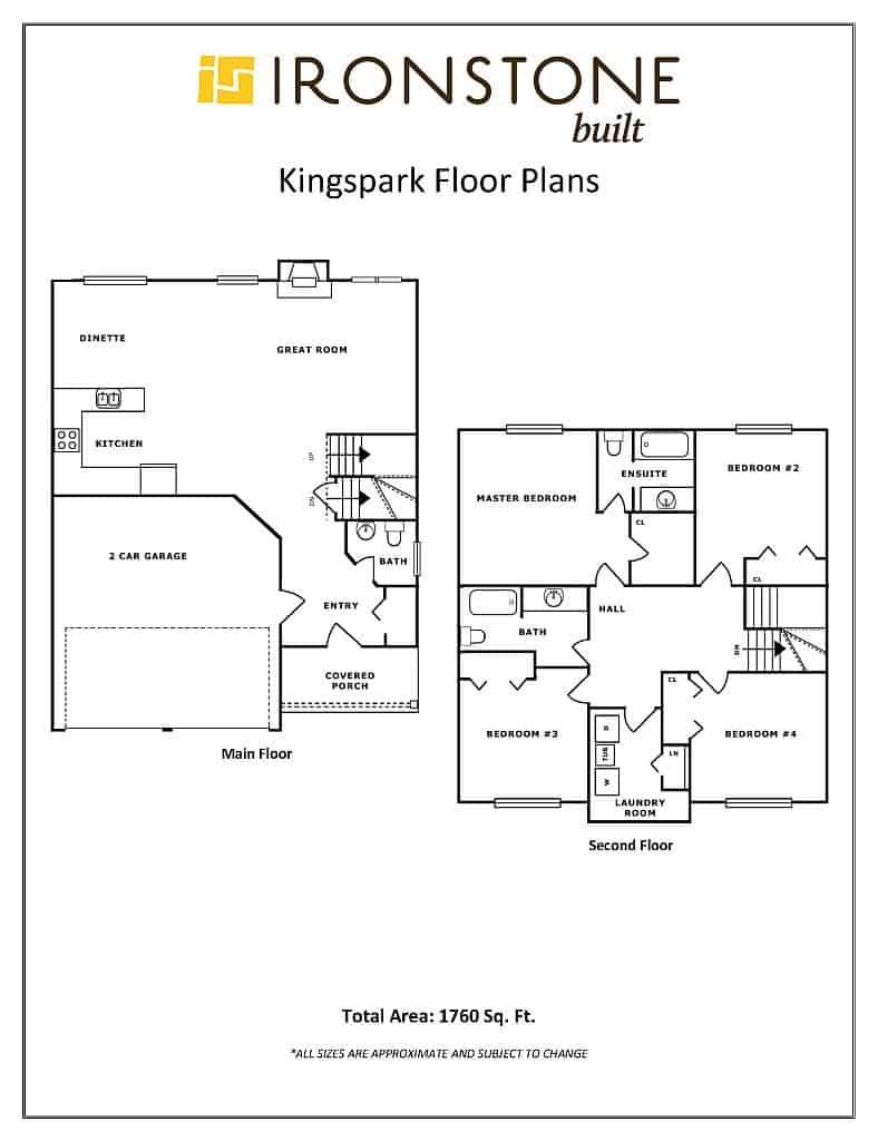 Image of Kingspark Floorplan