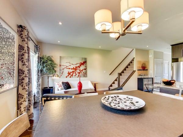Image of Oakridge Crossing Model Home Interior