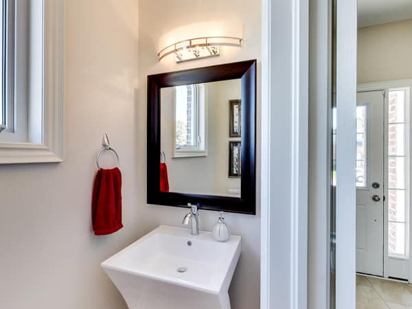 Image of Oakridge Crossing Model Home Bathroom
