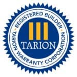 tarion ironstone building company