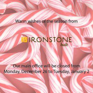 Image of Ironstone Holiday Image