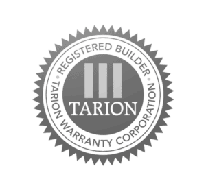 Logo of Tarion Ontario New Home Warranty
