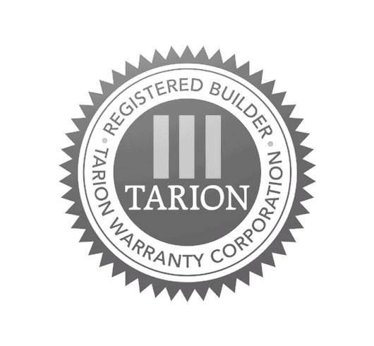Logo of Tarion Ontario New Home Warranty