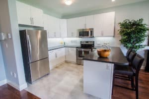 The Kitchen in the New Catalina Home