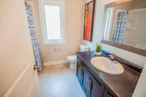 Monterey New Home Bathroom