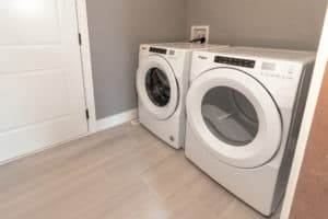 Ivanhill - New Home - Laundry