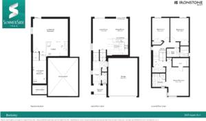 Berkeley floor plan